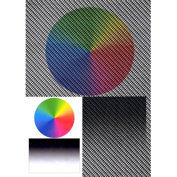 画像3: 水圧転写フィルム カーボン調 CB02&定着剤セット