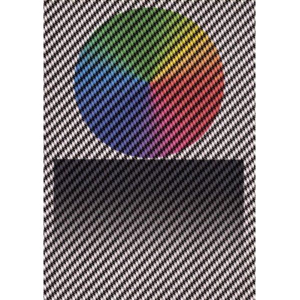 画像3: 水圧転写フィルム カーボン調 CB03&定着剤セット