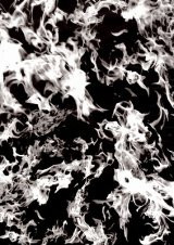 水圧転写フィルム ファイヤー調 FR01